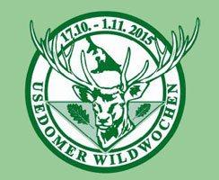 Die Usedomer Wildwochen 2015 vom 17.10. - 01.11.2015
