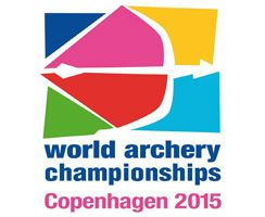 Logo World Archery Championships Copenhagen 2015