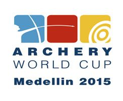 Logo World Cup Medellin 2015 World Archery