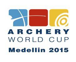 Logo World Cup Medellin 2015 World Archery