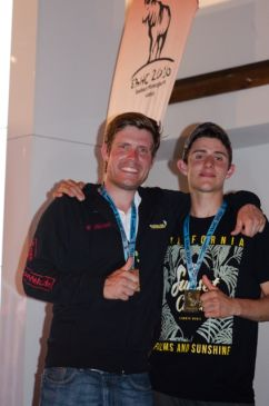 2 Europameister, Philipp und Yannic