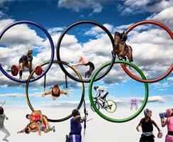 Olympische Spiele 2016 Rio