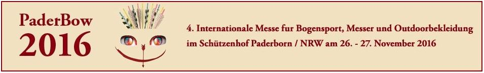 4. Internationale Bogenspport Messe