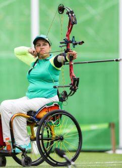 Jane bei den Paralympischen Spielen 2016
