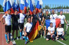 Teilnehmer Deutschand und Frankreich