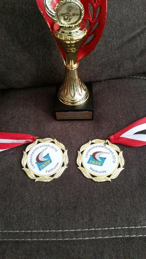 Medaillensegen