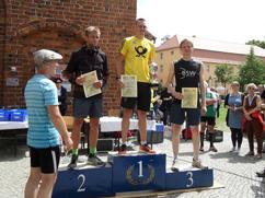 Siegerehrung Sabinchenlauf