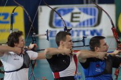 Jakob Hetz bei der Berlin Open