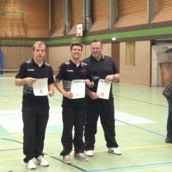 Die Sieger aus Krefeld