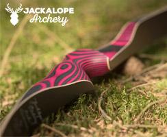 Gewinne einen Bogen von Jackalope!