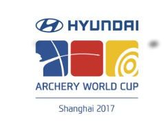 Logo Archery World Cup Shanghai 2017