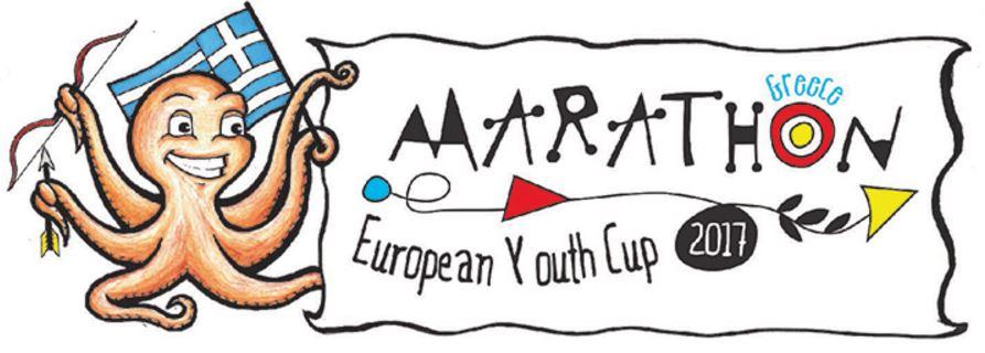 Das Logo des European Youth Cup 2017