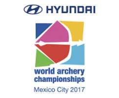 Logo World Archery Championships 2017 Mexico City