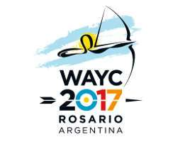 Logo World Archery Youth Cup 2017 Rosario, Argentinien