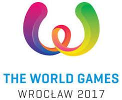 Logo World Games 2017 Breslau