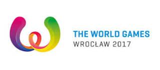 Logo World Games 2017 Breslau