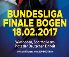 Bundesliga Finale Bogen 2017