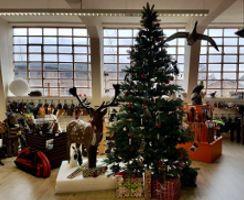 Laden-Aktion bei BSW: Der Geschenke-Baum der BogenSportWelt.de