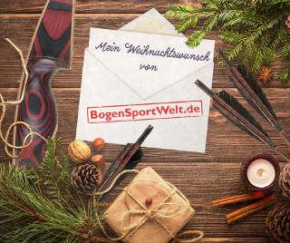 Verlosung: Mein Weihnachtswunsch von BogenSportWelt.de 2017