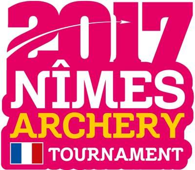 Indoor Archery 2016, Nimes Frankreich