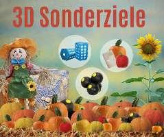 3D Sonderziele - mit mehr Spaß durch den Herbst