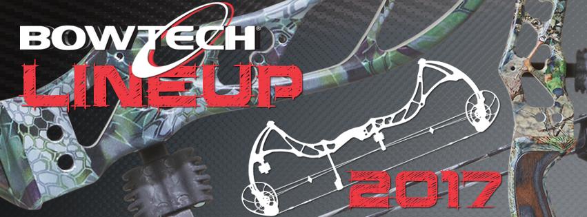 Bowtech LineUp 2017