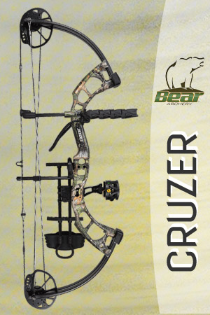 Fred Bear Archery Cruzer G-2 2017
