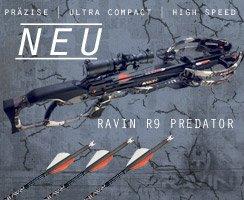 Ravin Crossbow - R9 Predator