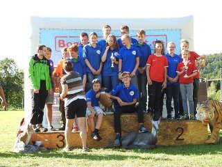 Mikas Schleswig-Holsteiner Team gewann den Pokal der Jugend