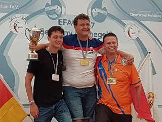 Glückwunsch an Nils zum Vize-Europameister EFAC IFAA 2017