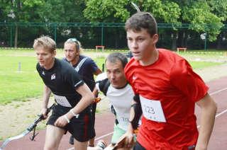 Die Bogenläufer gingen in Berlin an ihre Belastungsgrenzen und gaben Vollgas