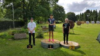 Annika Rennett holte sich in Dormagen Platz 1