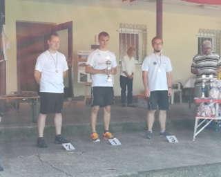 Jakob Hetz wurde 1. auf dem Annafestturnier in Reuth