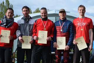 Marco Kreische war erfolgreich beim 4. Werderaner Bogenlauf