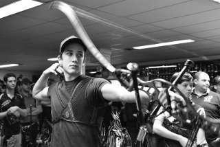 Noah Pop in Weert bei den Kings of Archery
