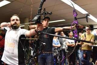 Die Kings of Archery sind schon was besonderes!