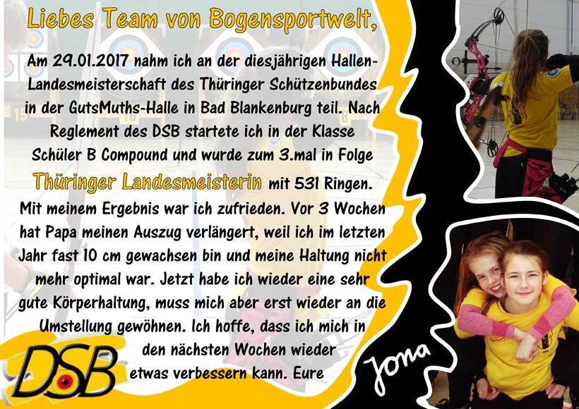 Jona in Bad Blankenburg