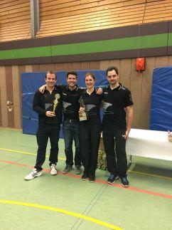 Philipp mit Team