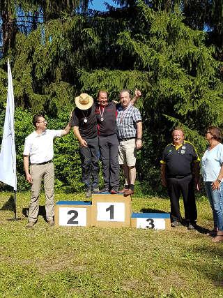Franz Reinprecht wird Österreichischer Meister 2017