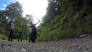 Toller Bergaufschuss für Philipp Räder bei der LM RSB Feldbogen