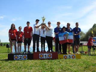 Bronze für die Mannschaft von Mika Kochanowski beim Jugendverbandspokal des DBSV