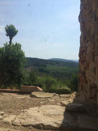 Wunderschöne Landschaftseindrücke aus Italien schon während der Anfahrt