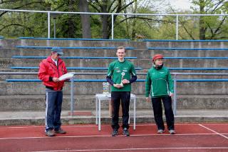 Leon Hollas holte den 1. Platz bei der Vereinsmeisterschaft
