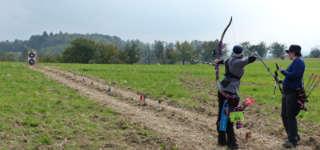 Eine tolle Aufnahme von der DM Feld und Wald in Hornburg