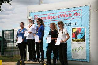 Glückwunsch zu Platz 1 bei der DM für Elsa Neumann