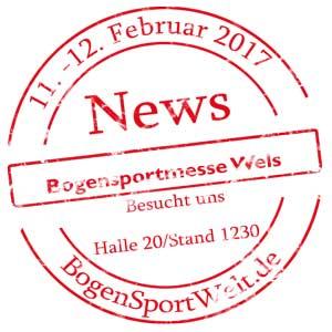 Die BogenSportWelt ist in Wels 2017