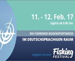 Bogensportmesse Wels 2017
