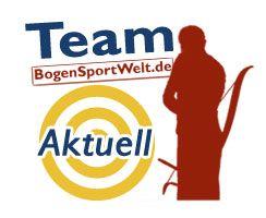 Aktuelle News vom Sponsoring-Team der BogenSportWelt.de