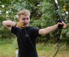 Adrian Dinter - ein neuer Recurveschütze im BSW-Team