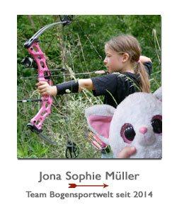 Jona Sophie Müller aus dem BSW-Sponsoring-Team